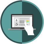 Plataforma en Formato blanco para la conservación de la memoria